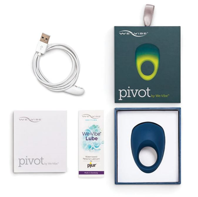 Pivot By We-Vibe Vibrating Ring