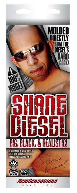 Shane Diesel Realistic Dildo